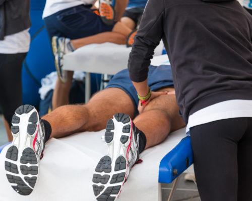 Curso de Massagem Desportiva e Reabilitação Aplicada ao Desporto