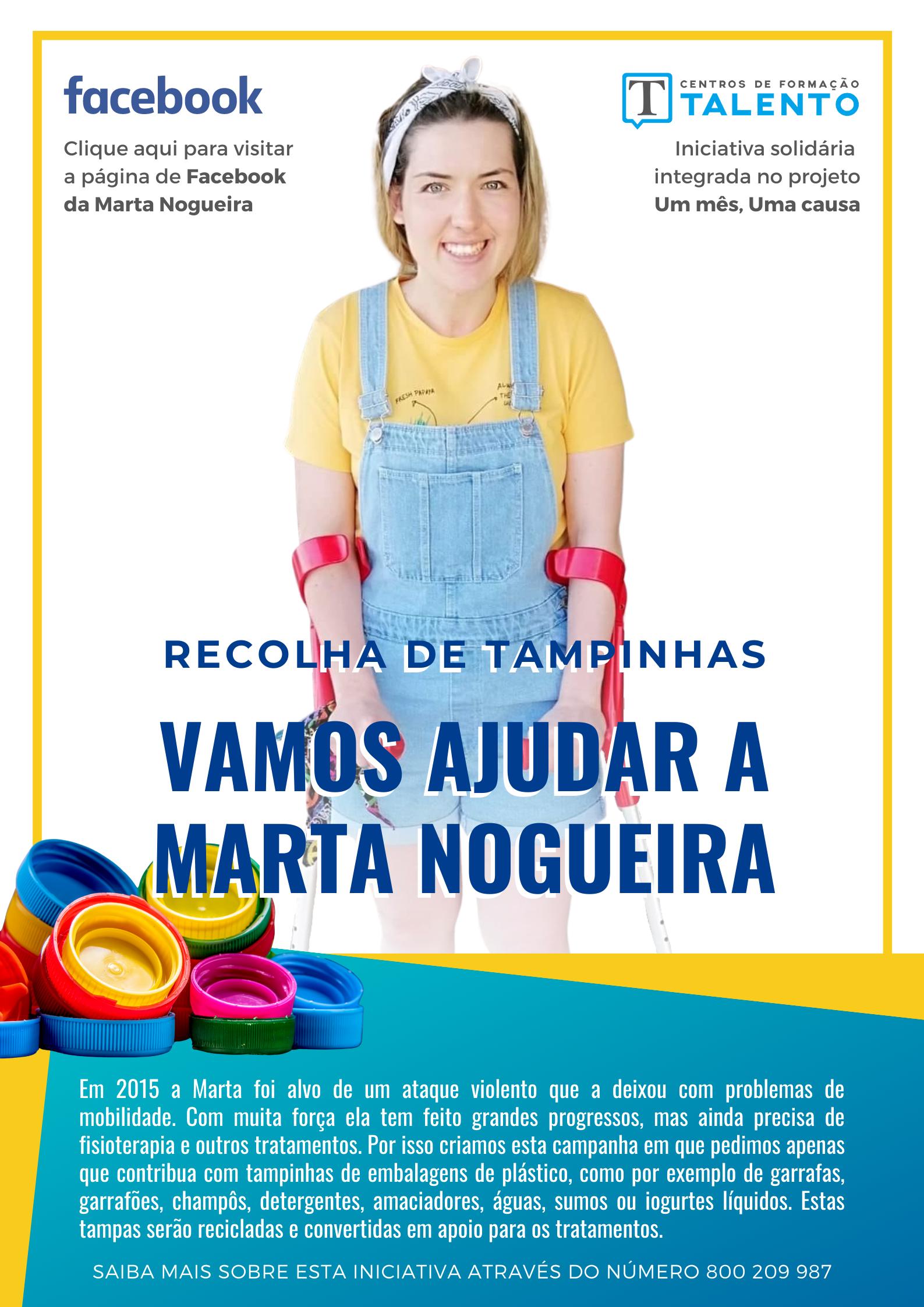 Vamos ajudar a Marta